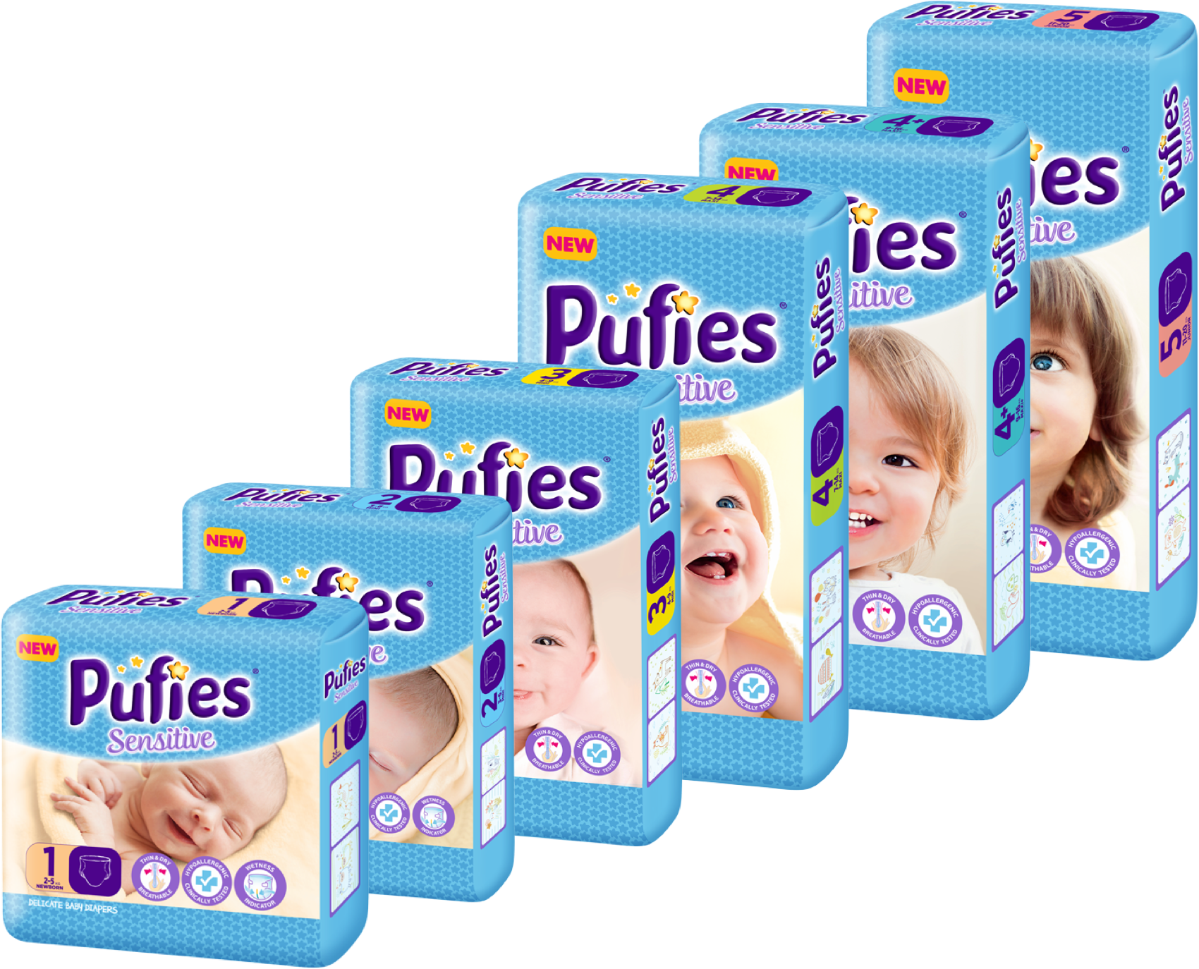 Pufies Packages